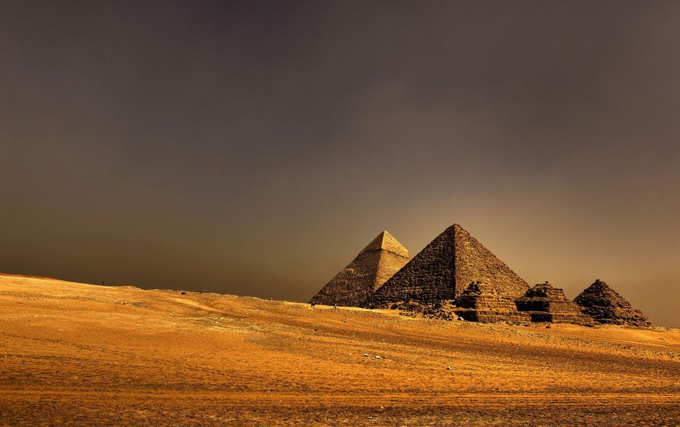 A Simbologia da Pirâmide