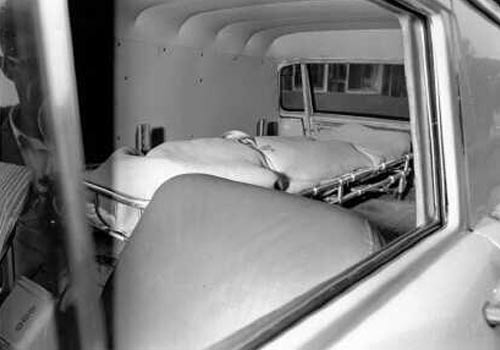 Fotos de Marilyn Monroe Morta