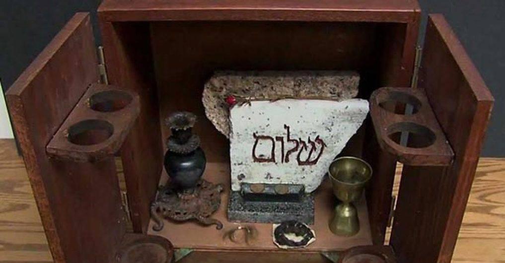 Caixa Dibbuk - A Caixa Onde o Demônio Mora